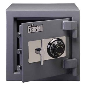 Gardall LC1414-G-C Compact Utility B-Rated Safe with Electronic or Mechanical Lock