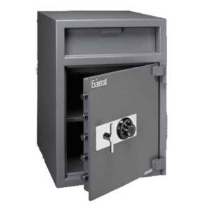 Gardall LCF3020-G-C | Commercial Light Duty Depository Safe with Electronic or Mechanical Lock