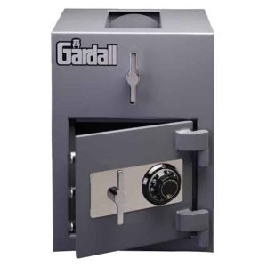 Gardall LCR2014-G-C | Rotary Depository Safe with Electronic or Mechanical Lock