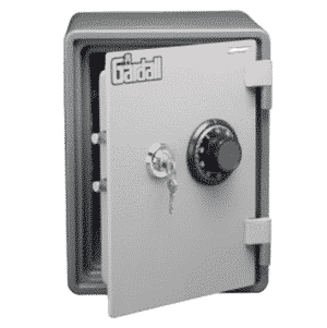 Gardall WMS119-G-CK | Insulated Wall Safe with Key and Mechanical Lock