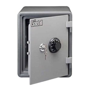 Gardall MS129-G-CK | 1-Hour Microwave Fire Safes with Mechanical Lock