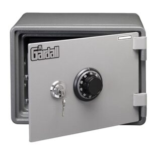 Gardall MS911-G-CK | 1 Hour Microwave Fire Safe with Mechanical Lock