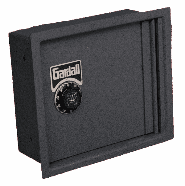 Gardall SL6000/F Concealed Heavy Duty Wall Safe with Electronic Lock
