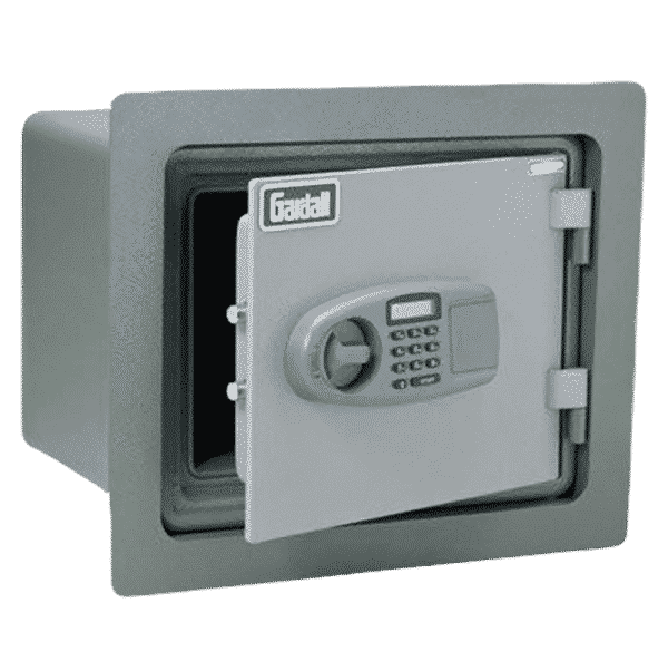 Gardall WMS911-G-E | Insulated Wall Safe with Electronic Lock