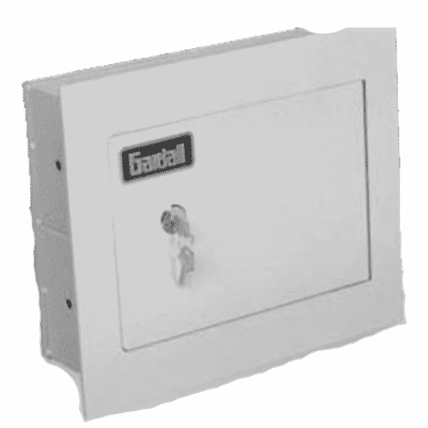 Gardall WS1317-T-K | Light Duty Concealed Wall Safe with Key Lock