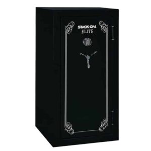 Stack-On E-40-MB-E-S Elite | 36-40 Gun Safe with Electronic Lock