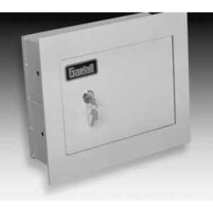 Gardall WS1317-T-K Light Duty Concealed Wall Safe