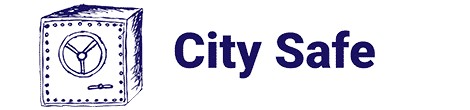 City safe logo medium size