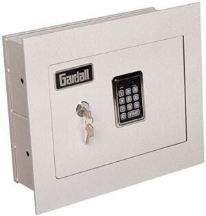 Gardall WS1317-T-EK - Light Duty Wall Mounting Safe