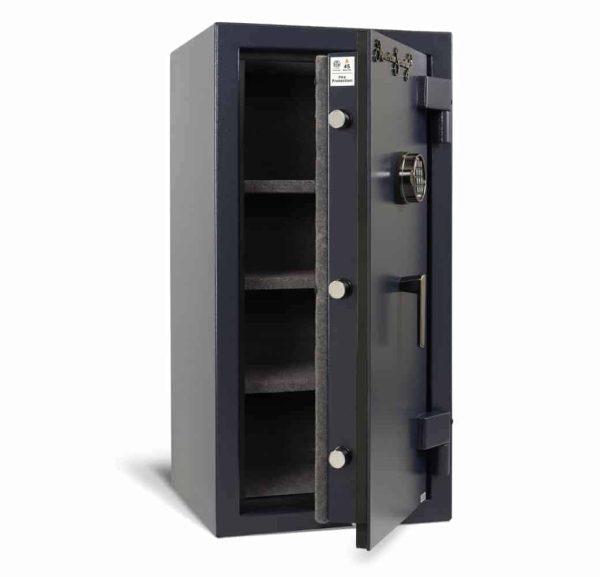 AMSEC AM4020E5 B-Rated Burglary & Fire Safe open empty