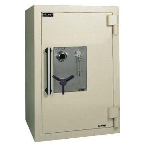 AMSEC AmVault CF3524 Fireproof Protection Safe sandstone
