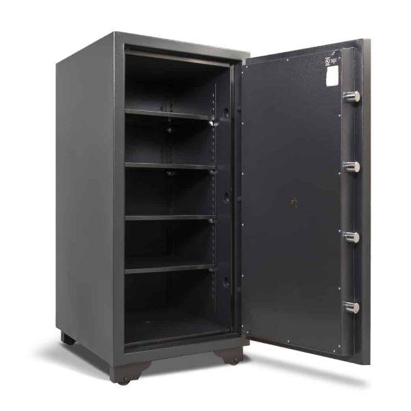 AMSEC CSC4520 C-Rated Burglary & Fireproof Safe open empty