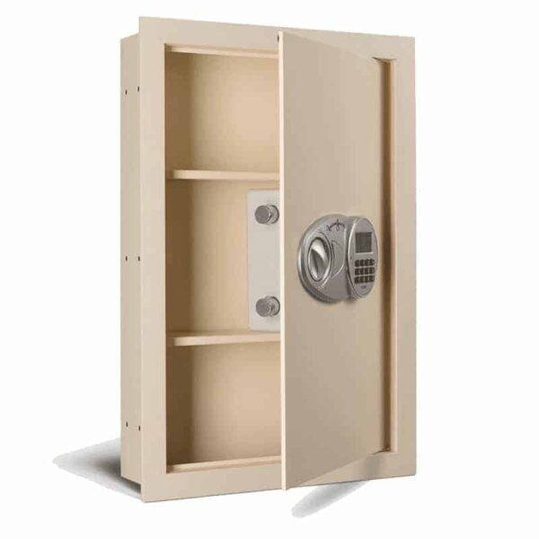 AMSEC WEST2114   Wall Safe with Electronic Lock