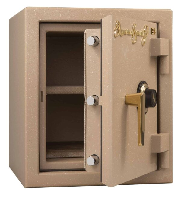 AMSEC BF1512 B-Rated Burglary & Fire Safe, Small open empty