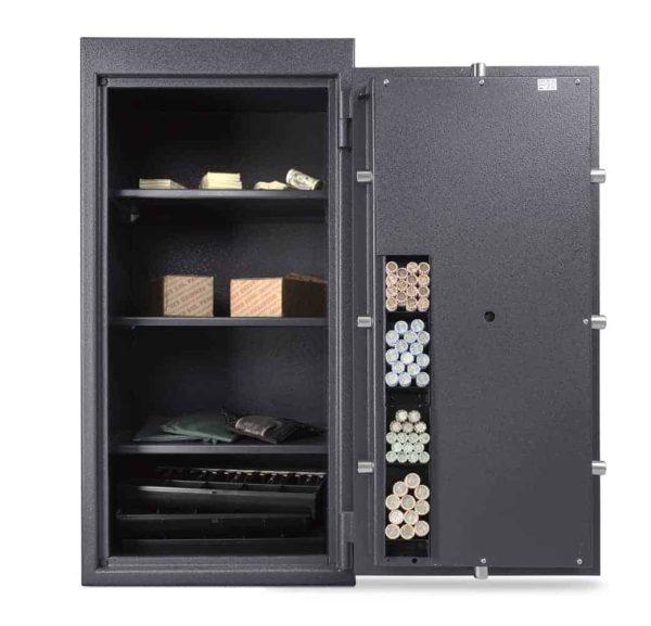 Coin Rack Burglary Safe BWB4020