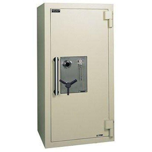 AMSEC AmVault CF4524 Fireproof Protection Safe sandstone