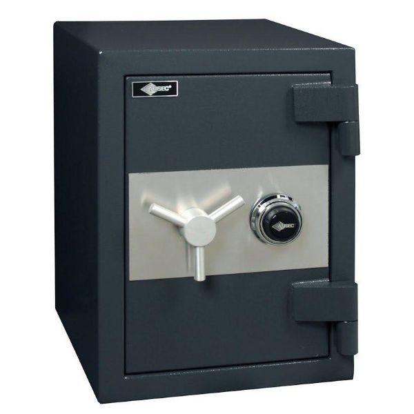 AMSEC CSC1913 C-Rated Burglary & Fireproof Safe closed