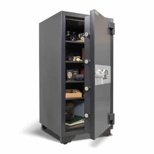 AMSEC CSC4520 C-Rated Burglary & Fireproof Safe full open