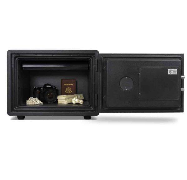 Amsec FS914E5LP - Open Safe sample with valuables