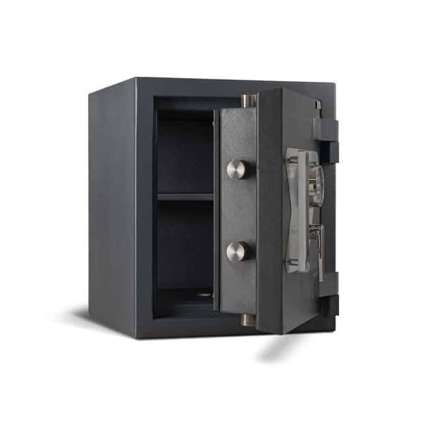 AMSEC MAX1814 Fireproof Protection Safe open empty