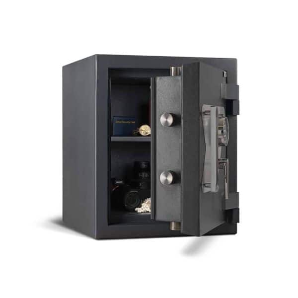 AMSEC MAX1814 Fireproof Protection Safe open props