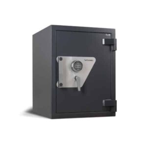 AMSEC MAX2518 UL-Certified TL-15 Burglary & 1.5-Hour Fireproof Protection Safe