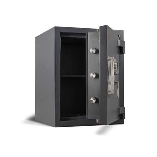 AMSEC MAX2518 Fireproof Protection Safe open empty