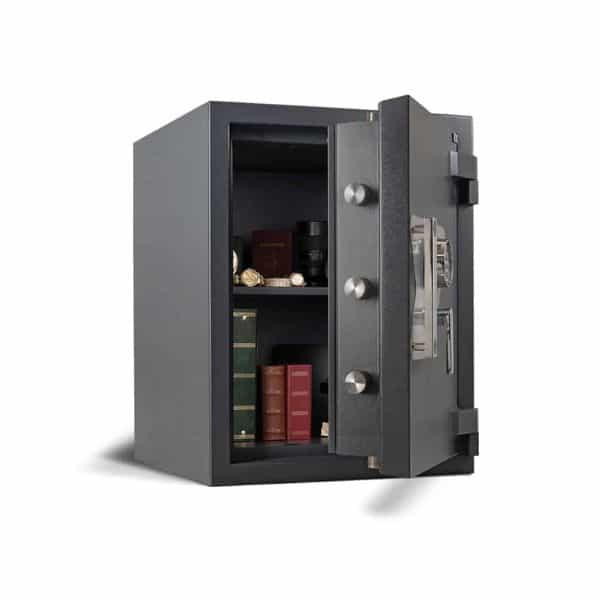 AMSEC MAX2518 Fireproof Protection Safe open props