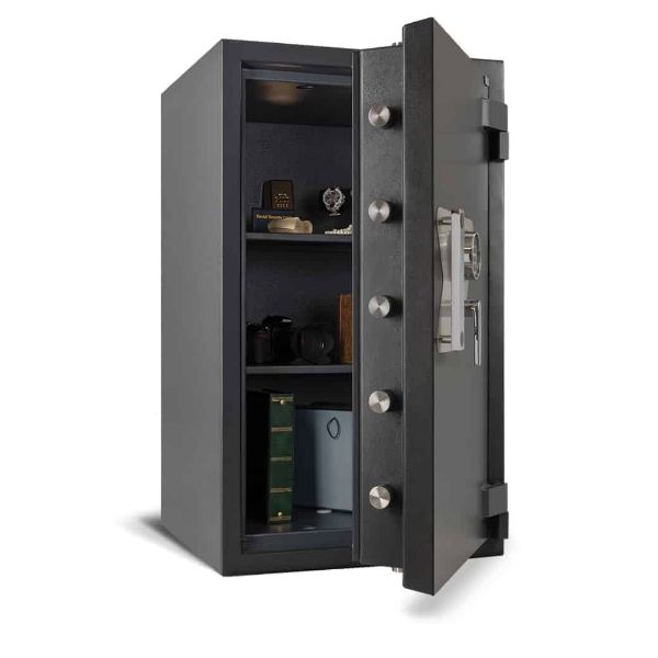 AMSEC MAX3820 Fireproof Protection Safe open props