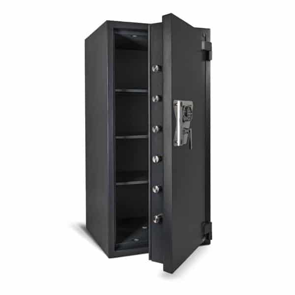 AMSEC MAX5524 Fireproof Protection Safe open empty