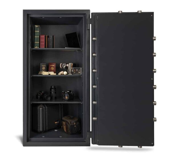 U.L. Certified and TL-15 rated Safe
