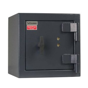 AMSEC MS1414K B-Rated Burglary Safe Closed