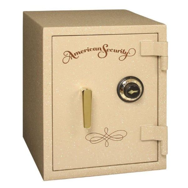 AMSEC UL1511 Two-Hour Fireproof Home Security Safe granite