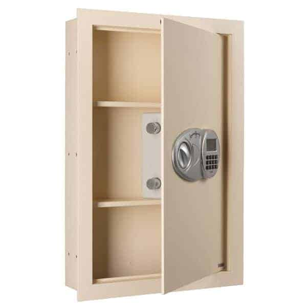 AMSEC WEST2114 Wall Safe Open