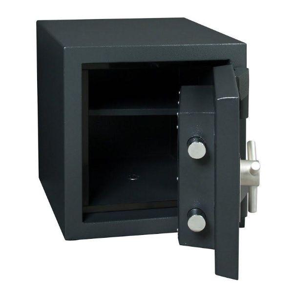 AMSEC CSC1413 C-Rated Burglary & Fireproof Safe open empty