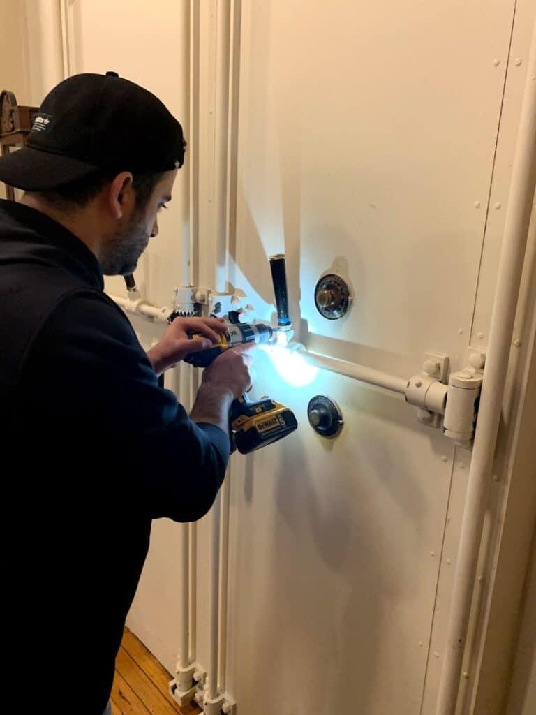 Vault Door Lockouts