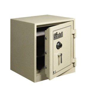 Gardall 2218-2 Two-Hour Fire & Burglary Safe open
