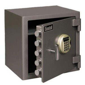"Gardall B1515 Utility Safes and ""B"" Rate Money Chests open"