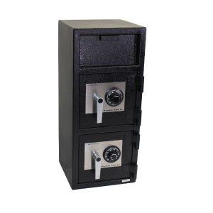 Hayman CV-F32-2-CC Front Loading Double Door Depository Safe