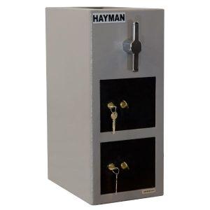 Hayman Commercial Cashvault Depository safe CV H19-2KK