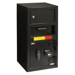 AMSEC DSC2014KC Deposit Safes with Top Locker