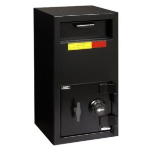 AMSEC DSF2714E B-Rate Front Loading Depository Safe