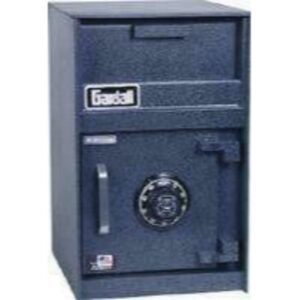Gardall FL1218K Heavy Duty Single Door Depositories closed front