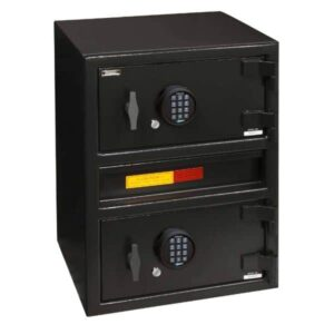 AMSEC MM2820 Center Drop E15 Money Manager Deposit Safes