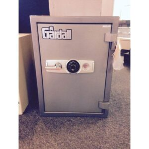 Gardall SS2517CK Economical Two-Hour Record Safes