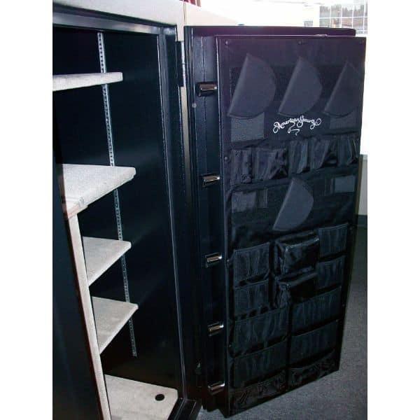 AMSEC BF6030 120-Minute Fire Gun Safes open door empty