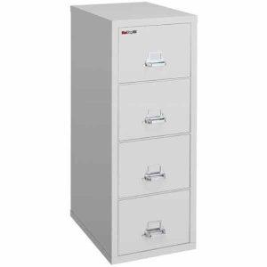FireKing 4-2125-C Fire File Cabinet closed door