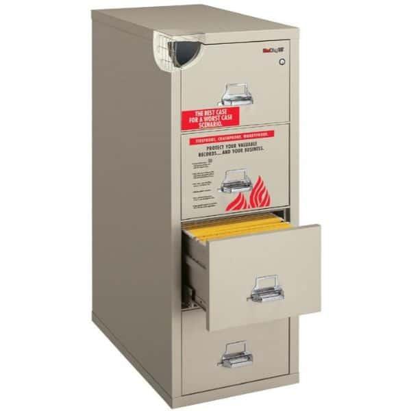 FireKing 4-2125-C Fire File Cabinet