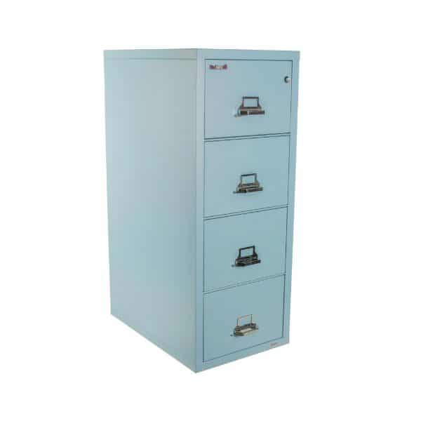 FireKing 4-2131-C Fire File Cabinet closed drawers