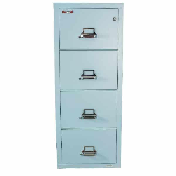 FireKing 4-2131-C Fire File Cabinet front